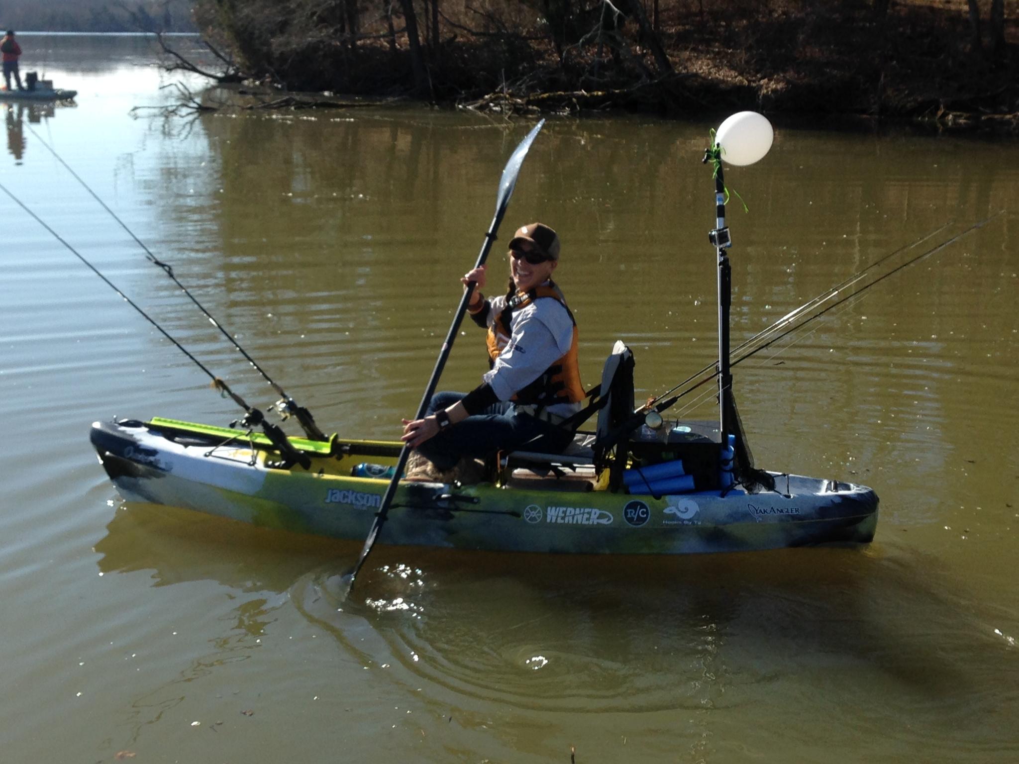 Kayak bass fishing tn kayak fishing in tennessee for Bass fishing kayak