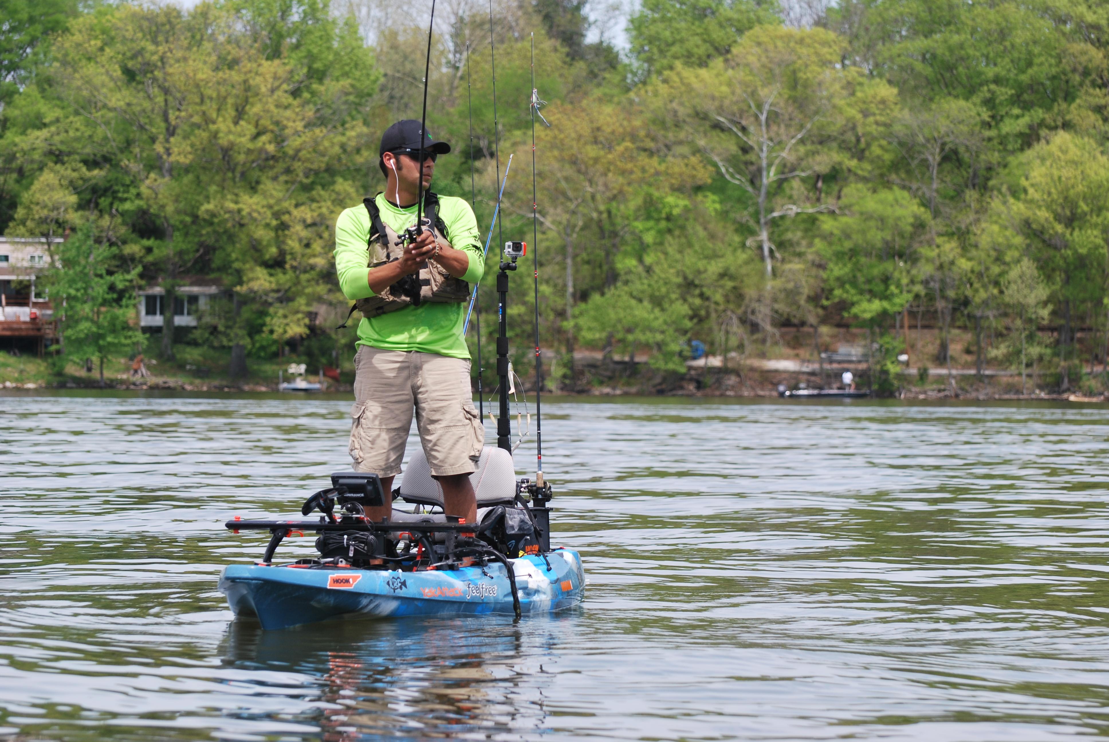 Kayak bass fishing tn kayak fishing in tennessee page 3 for Kayak bass fishing